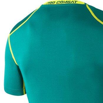 koszulka termoaktywna męska NIKE PRO COMBAT CORE COMPRESSION SHORTSLEEVE TOP / 449792-311