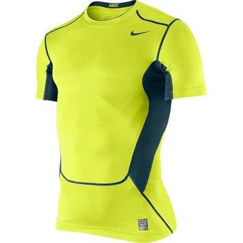 koszulka termoaktywna męska NIKE PRO COMBAT HYPERCOOL COMP SHORTSLEEVE TOP 2.0 / 449838-701