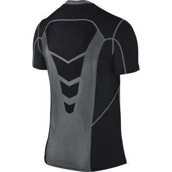 koszulka termoaktywna męska NIKE PRO COMBAT HYPERCOOL FITTED SHORT SLEEVE / 636155-010