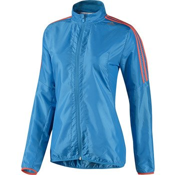kurtka do biegania damska ADIDAS RESPONSE WIND JACKET / D88349