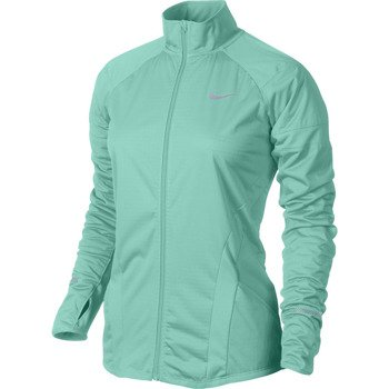 kurtka do biegania damska NIKE ELEMENT SHIELD FULL-ZIP JACKET / 654653-385