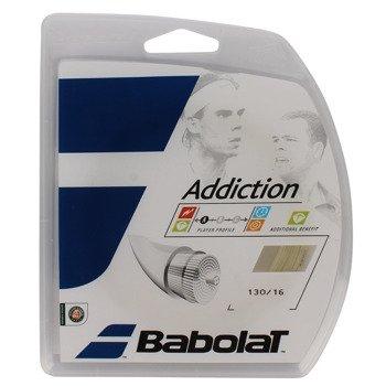 naciąg tenisowy BABOLAT ADDICTION 12m.