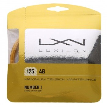 naciąg tenisowy Luxilon 4G 125 mm