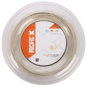 naciąg tenisowy PACIFIC CHAMP ONE  200m 1,25 mm/ PC-2088.74.00