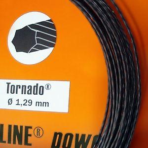 naciąg tenisowy SIGNUM PRO TORNADO BLACK 12M