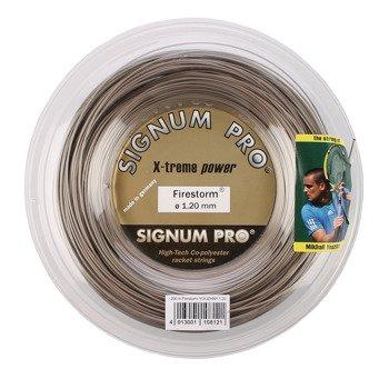 naciąg tenisowy SIGNUM PRO X-TREME POWER FIRESTORM 200M / TNS-020