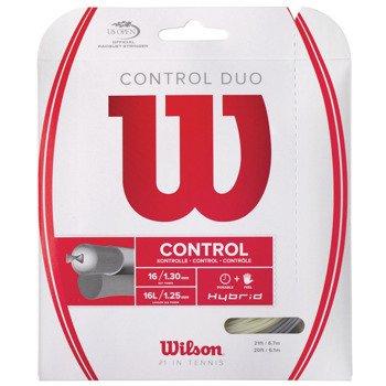 naciąg tenisowy WILSON CONTROL DUO / WRZ949100