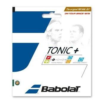 naciąg tenisowy naturalny 12 M BABOLAT TONIC+ Ball Feel 12m