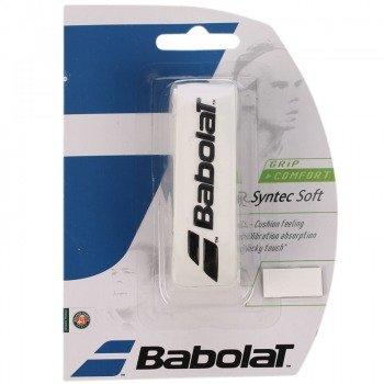 owijka tenisowa BABOLAT SYNTEC SOFT  x 1 white