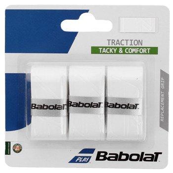 owijka tenisowa BABOLAT X3 PROTOUR TRACTION KOMF