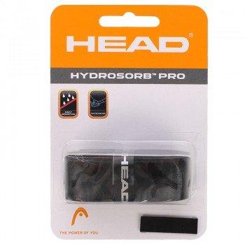 owijki tenisowe HEAD OWIJKA HYDROSORB PRO BLACK / 285303