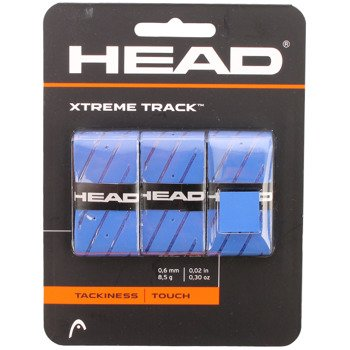 owijki tenisowe HEAD XTREMETRACK x3 / 285124-BLUE