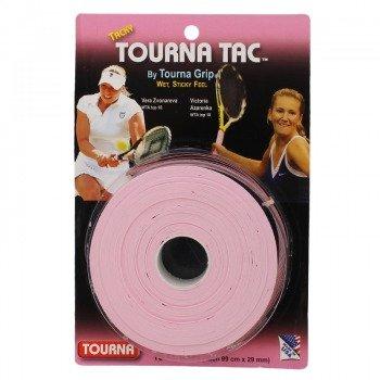 owijki tenisowe TOURNA TAC X10 PINK