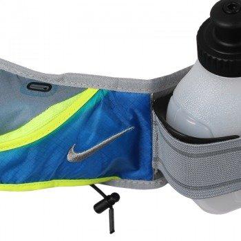 pas do biegania NIKE LIGHTWEIGHT HYDRATION BELT 4 BOTTLE / NRL12-145