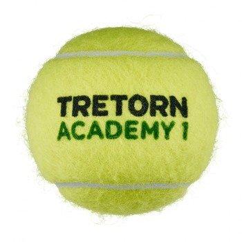 piłki tenisowe ACADEMY GREEN ST1 - wiadro 72 piłki / 474209