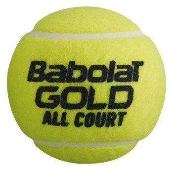 piłki tenisowe BABOLAT GOLD (4szt.) x18 /karton/