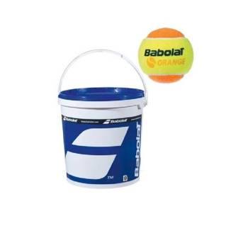 piłki tenisowe BABOLAT STAGE 2 orange (wiadro 36 szt.)