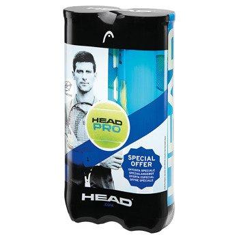 piłki tenisowe HEAD PRO SPECIAL OFFER 2x4B / 571091