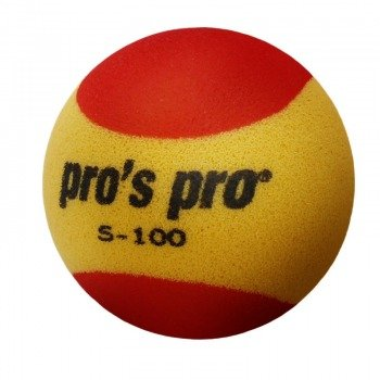 piłki tenisowe PRO'S PRO S-100 / 1 szt.
