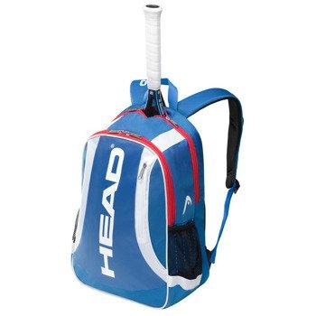 plecak tenisowy HEAD ELITE BACKPACK / 283464 BL/WH