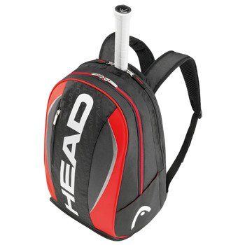 plecak tenisowy HEAD TOUR TEAM BACKPACK / 283256 BK/RD