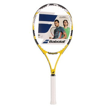 rakieta tenisowa BABOLAT EVOKE 105 BK/YELL / 121161