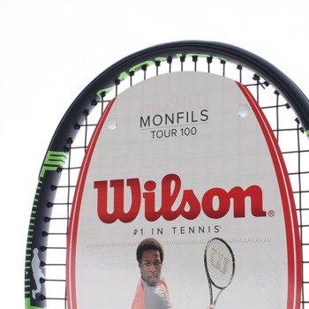 rakieta tenisowa WILSON MONFILS TOUR 100 / WRT59780