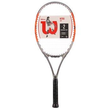 rakieta tenisowa WILSON NITRO 100 / WRT32440