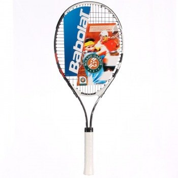 rakieta tenisowa junior BABOLAT FRENCH OPEN JR 140 Roland Garros 2014 / 140122