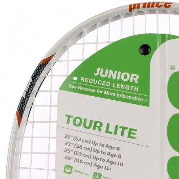 rakieta tenisowa juniorska PRINCE TOURE LITE 21