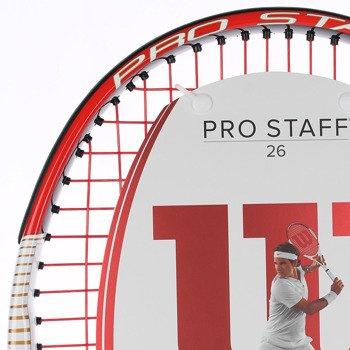 rakieta tenisowa juniorska WILSON PRO STAFF 26 / WRT532700