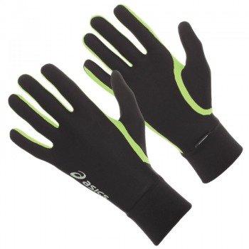 rękawiczki do biegania ASICS BASIC GLOVE / 612529-0496