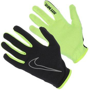 rękawiczki do biegania damskie NIKE RALLY RUN GLOVES / NRGA1023