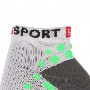 skarpety kompresyjne COMPRESSPORT RUN PRO RACING SOCKS 3D.DOT LOW-CUT (1 para) / 12319-205