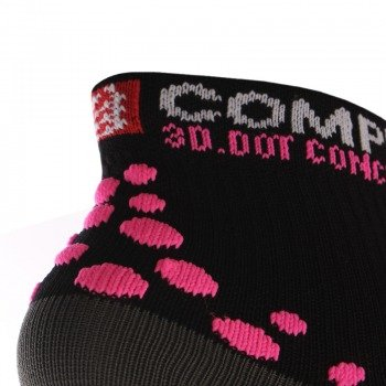 skarpety kompresyjne damskie COMPRESSPORT RUN PRO RACING SOCKS 3D.DOT HIGH-CUT (1 para) / 47319-204