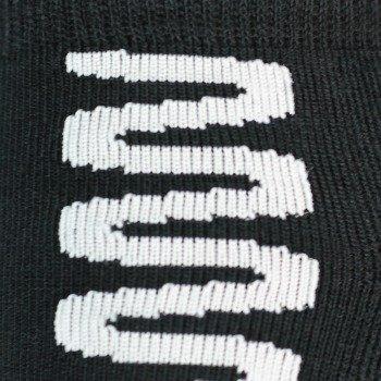 skarpety sportowe REEBOK ZIG SOCK black/silver (1 para) / O42511
