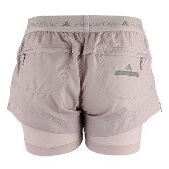 spodenki do biegania Stella McCartney ADIDAS RUN SHORT BLOSSOM / AI8470