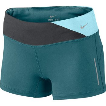 spodenki do biegania damskie NIKE EPIC RUN BOY SHORT / 551652-320