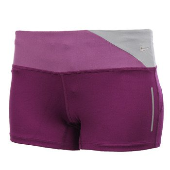 spodenki do biegania damskie NIKE EPIC RUN BOY SHORT / 551652-519