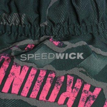 spodenki do biegania damskie REEBOK RUNNING ESSENTIALS 4INCH SHORT / S94347