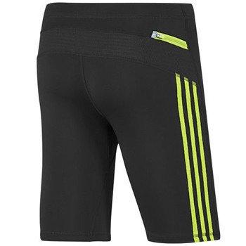 spodenki do biegania męskie ADIDAS RESPONSE SHORT TIGHTS / D85727