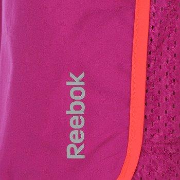 spodenki sportowe damskie REEBOK WORKOUT READY WOVEN TRAINING SHORT / AA9762