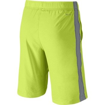 spodenki tenisowe chłopięce NIKE FLY WOVEN SHORT / 641620-703