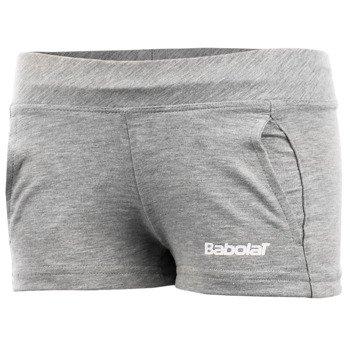 spodenki tenisowe dziewczęce BABOLAT SWEAT SHORT CORE / 42F1573-107