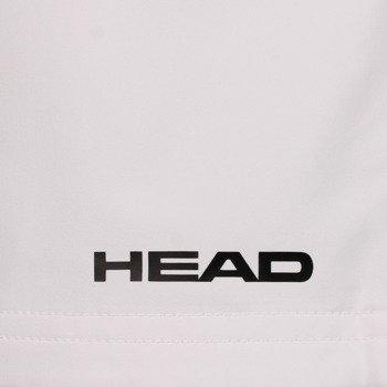 spodenki tenisowe męskie HEAD CLUB BERMUDA / 811635 WH