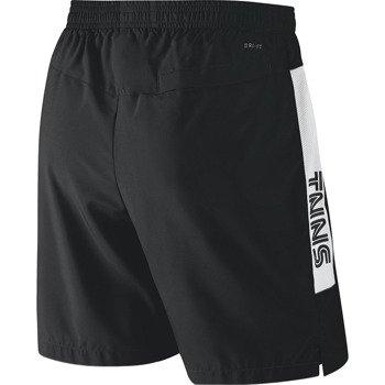 spodenki tenisowe męskie NIKE PRACTICE SHORT / 620746-010