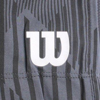 spodenki tenisowe męskie WILSON STRETCH WOVEN 9 PLAID SHORT / WRA735303