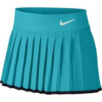 spódniczka tenisowa dziewczęca NIKE VICTORY SKIRT / 724714-418
