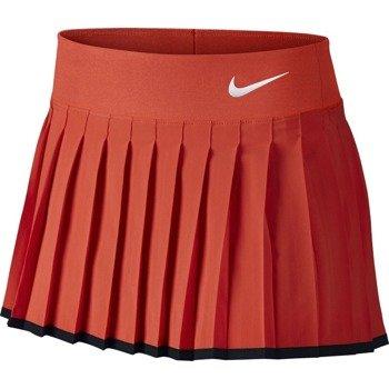 spódniczka tenisowa dziewczęca NIKE VICTORY SKIRT / 724714-696