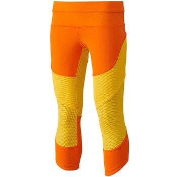 spodnie do biegania Stella McCartney ADIDAS RUN 3-4 TIGHT / F50691